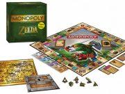monopoly zelda Fille Geek
