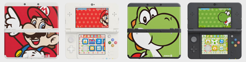coques new Nintendo 3ds Fille Geek