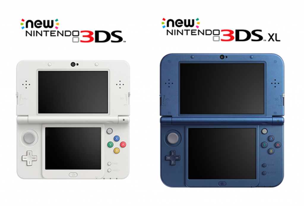 new Nintendo 3ds Fille Geek