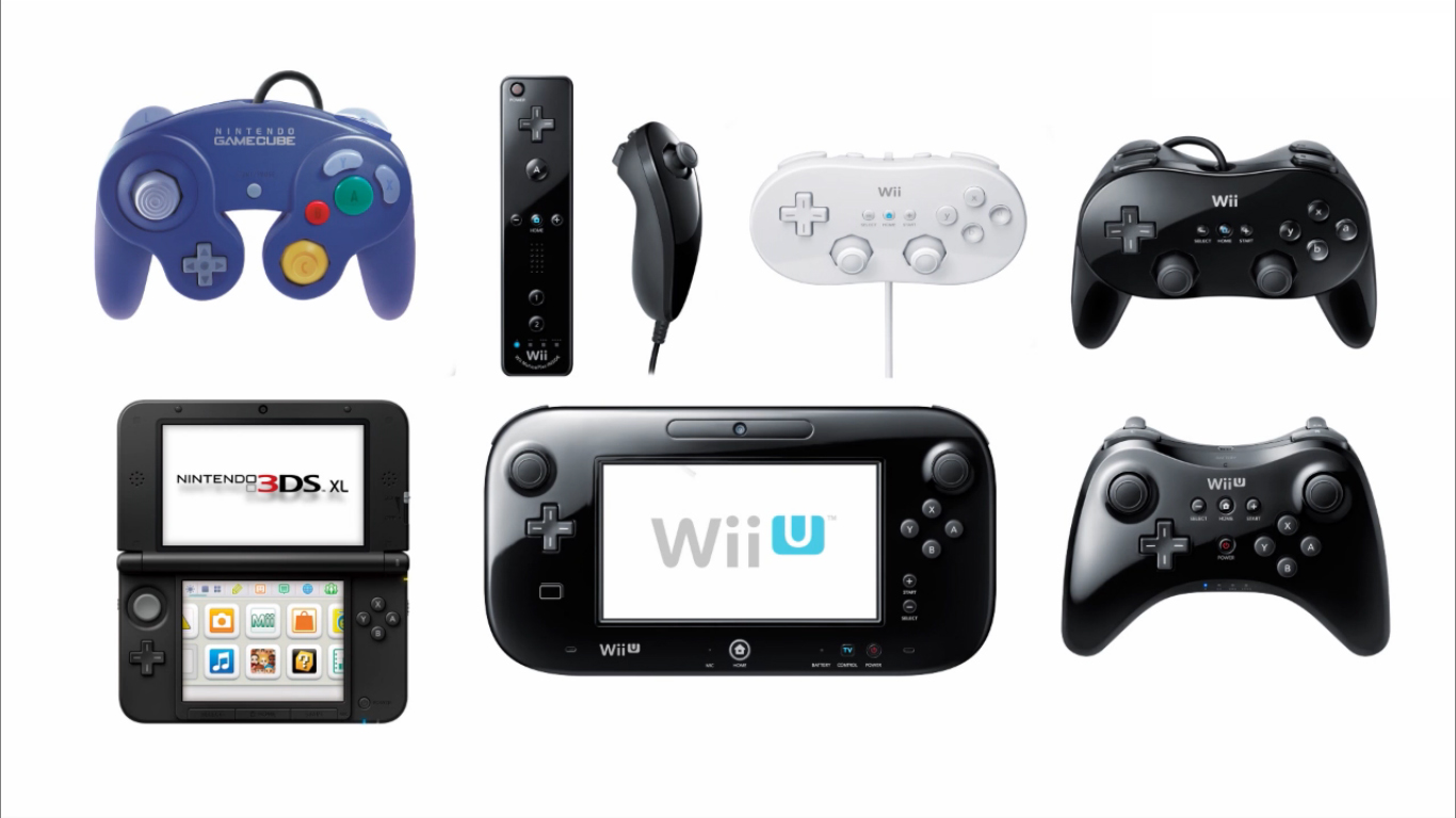 Super smash bros for wii u les annonces de nintendo - Comment connecter manette wii a la console ...