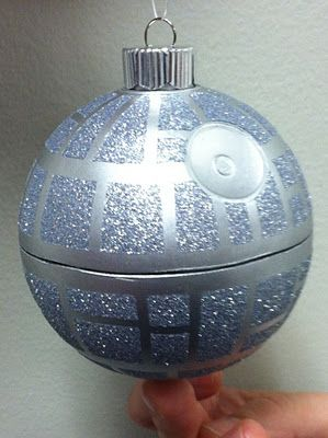 Décoration Noël Star Wars Fille Geek