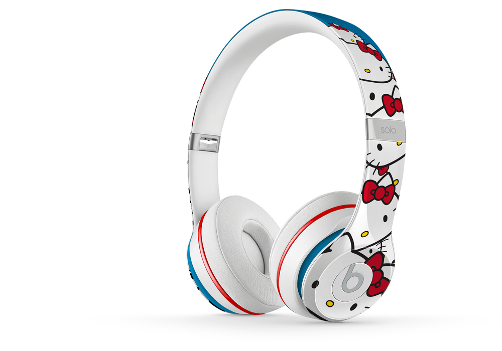Beats Hello Kitty Fille Geek