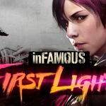 Infamous First Light Fille Geek