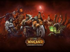 Warlords of Draenor Fille Geek
