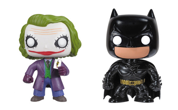 Funko Pop Batman Fille Geek