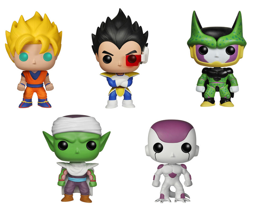 Funko Pop Dragon Ball Z Fille Geek