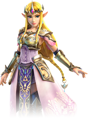 Test Hyrule Warriors Fille Geek