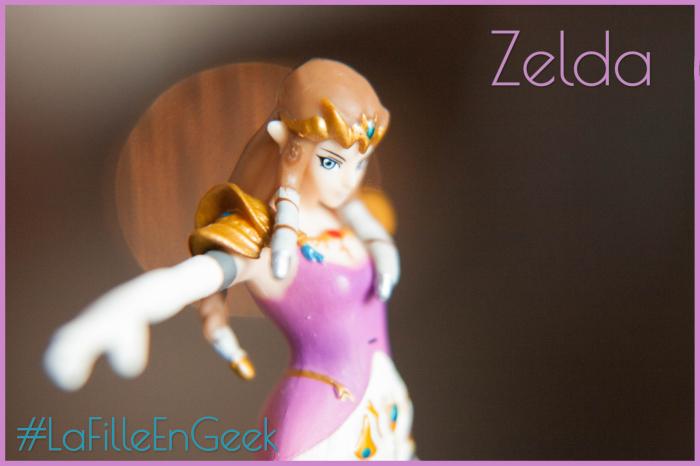 Amiibo Zelda Fille Geek