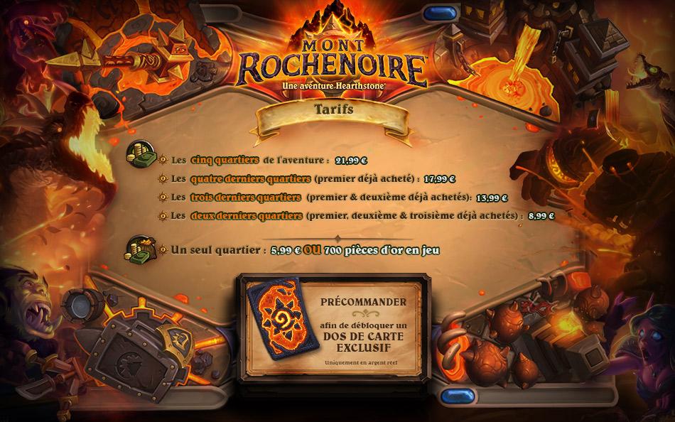Hearthstone Rochenoire Fille Geek