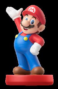 Mario Fille Geek