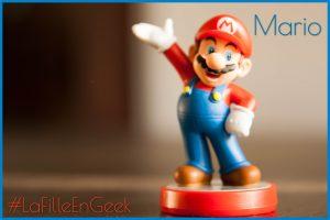 amiibo Mario Fille Geek