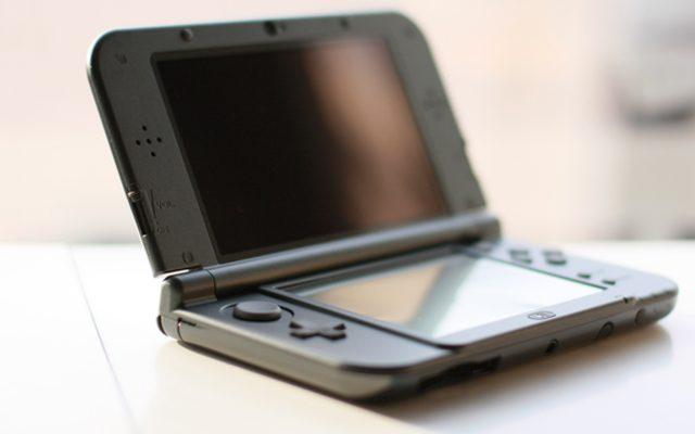 New 3DS XL Fille Geek