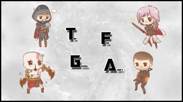 TFGA Fille geek