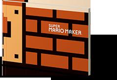 Super Mario Maker book Fille Geek