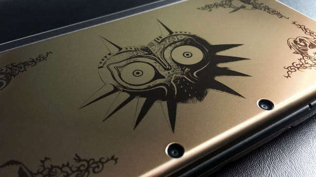 Zelda collector Majora's Mask Fille Geek