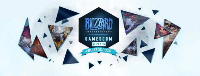 Blizzard Gamescom Fille Geek