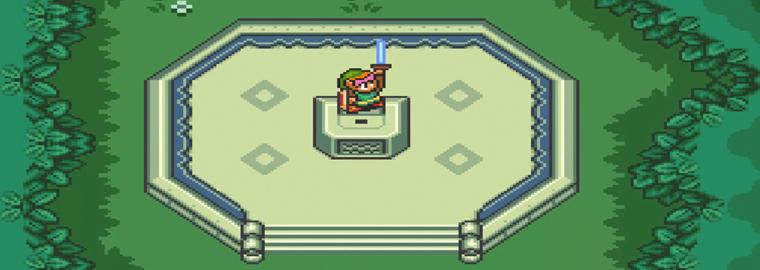 The Legend of Zelda Snes