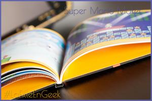 Livret Super Mario Maker Fille Geek