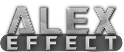 Logo Alex effect