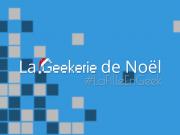 Geekerie Noël Fille Geek
