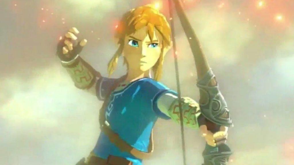 Link zelda Wii U Fille Geek