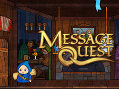 Message Quest Fille Geek