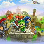 Zelda Triforce Heroes Fille Geek