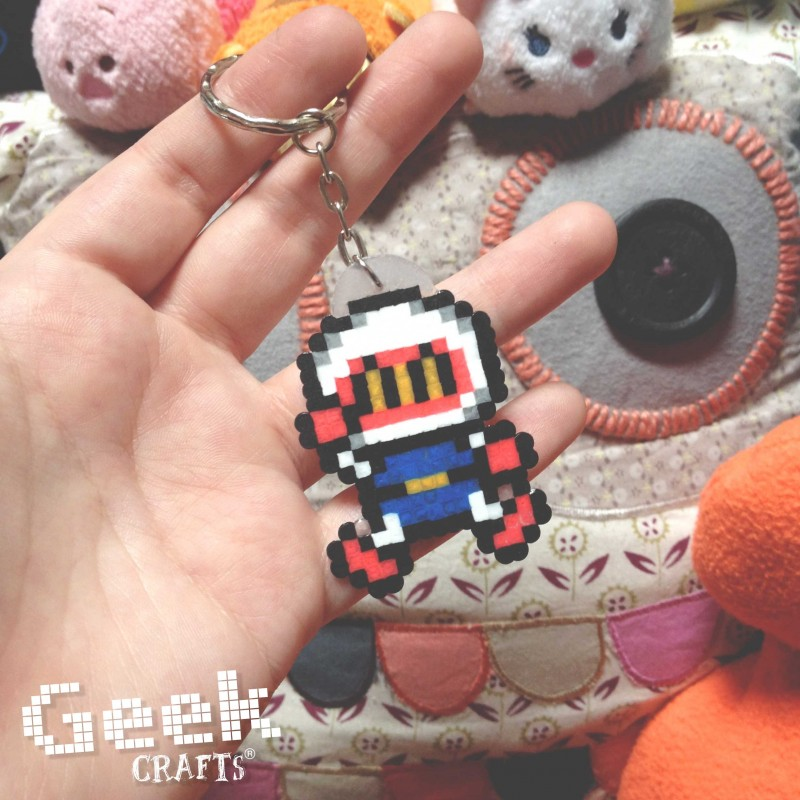 bomberman-jump Geek-crafts