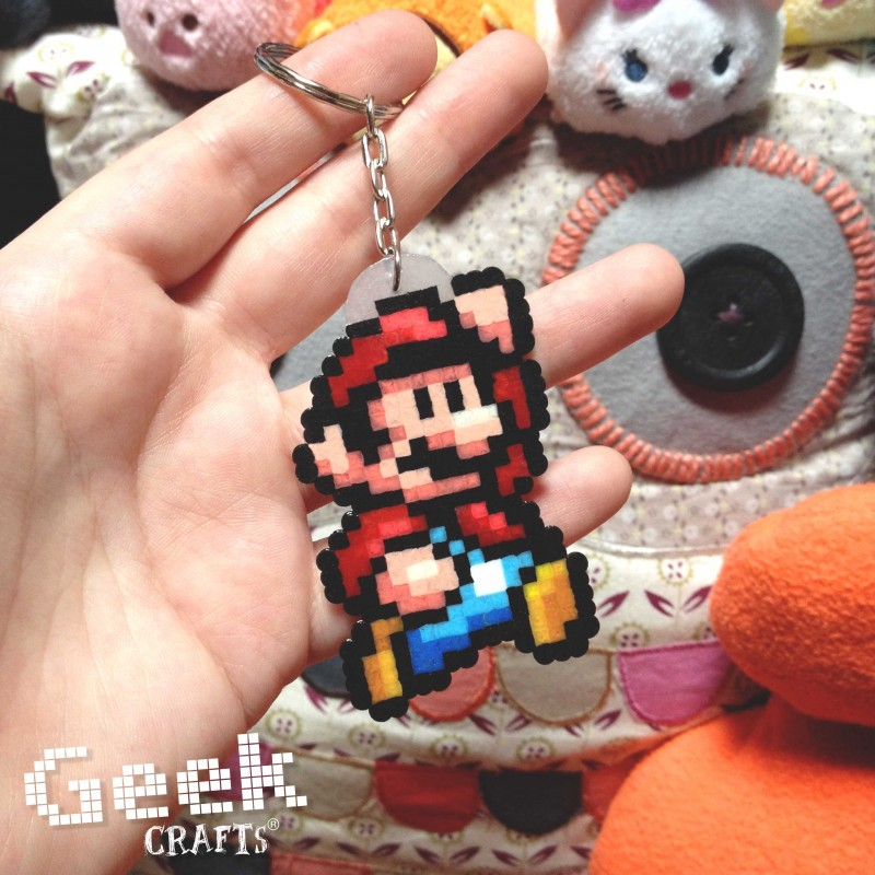 mario-jump Geek-crafts