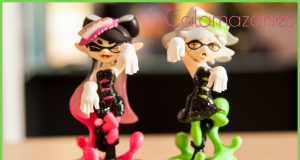 Amiibo Splatoon Ayo et Oly Fille Geek
