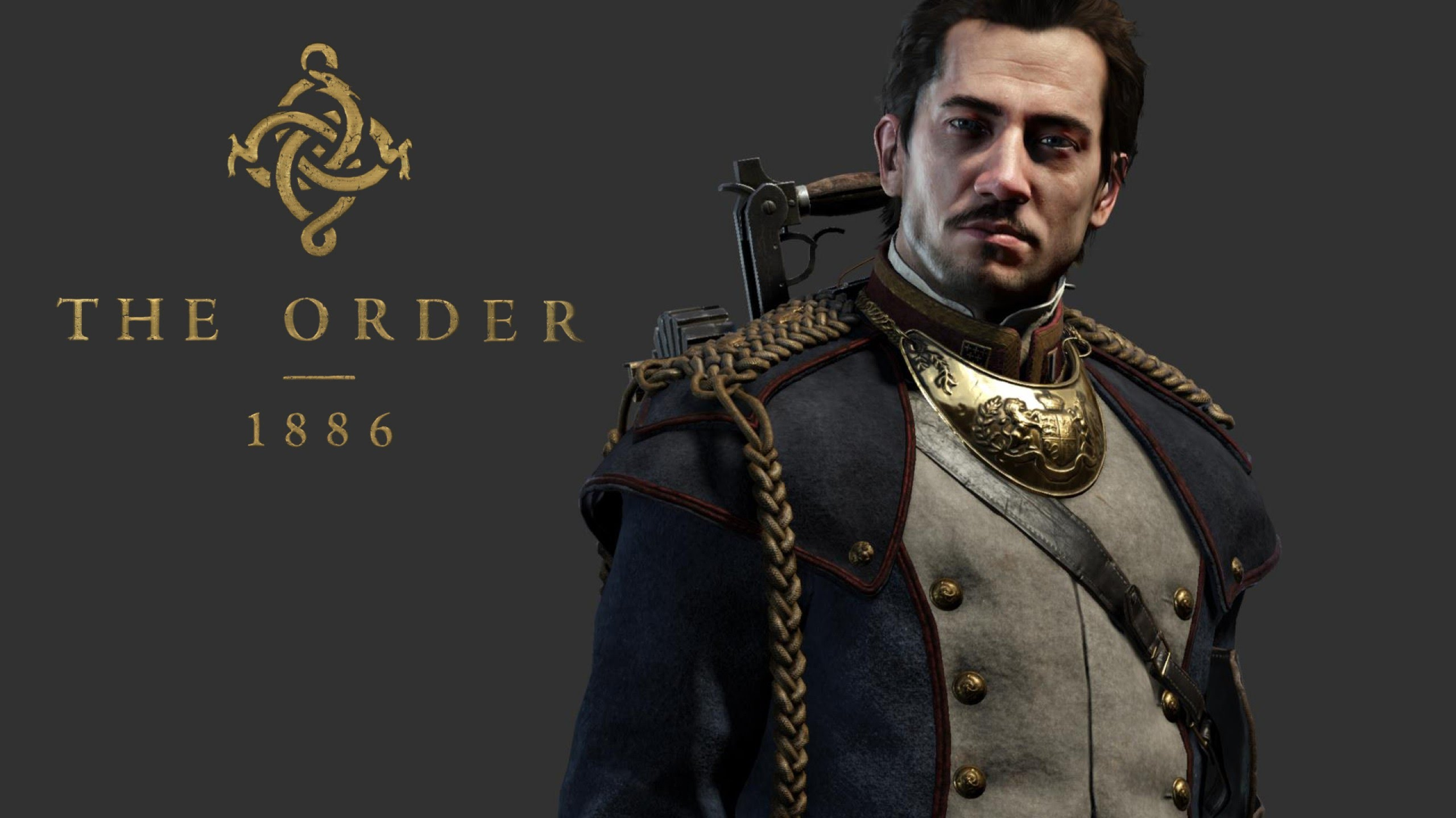 Marquis de Lafayette The Order Fille Geek