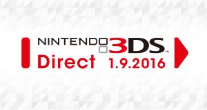 Nintendo Direct Fille Geek