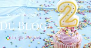 2ene anniversaire La Fille En Geek
