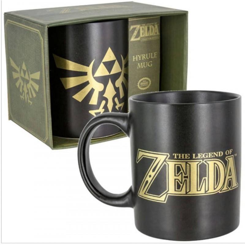 Mug Zelda Hyrule Fille Geek