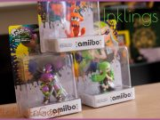 amiibo splatoon squid, inkboy et inkgirl Fille Geek