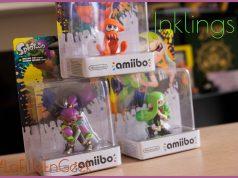 amiibo splatoon squid, inkboy et inkgirl Fille Geek