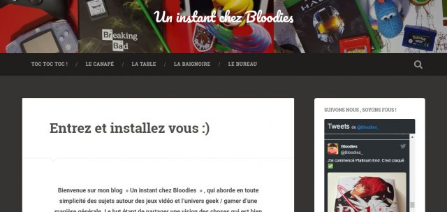 Un Instant chez Bloodies