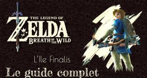 Guide Ile Finalis Breath of the Wild Fille Geek