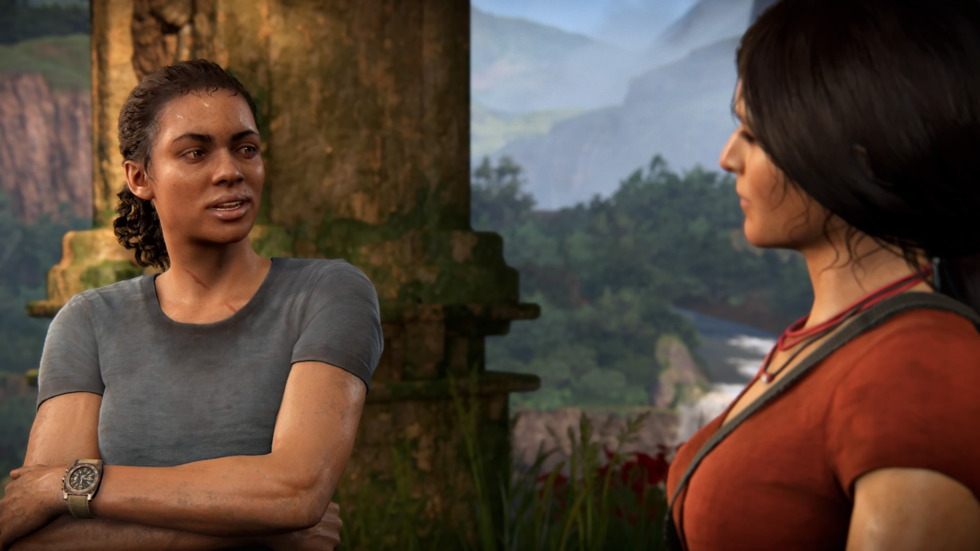 Uncharted: The Lost Legacy Fille Geek