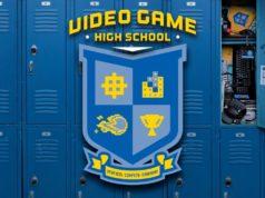 Video Game High School Fille Geek