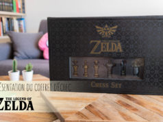 Chess Set The Legend of Zelda Fille Geek