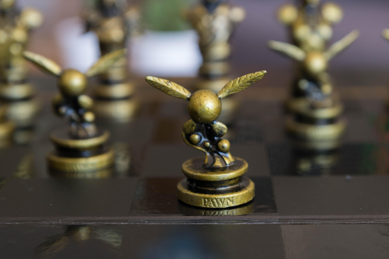 Chess Set The Legend of Zelda Fille Geek