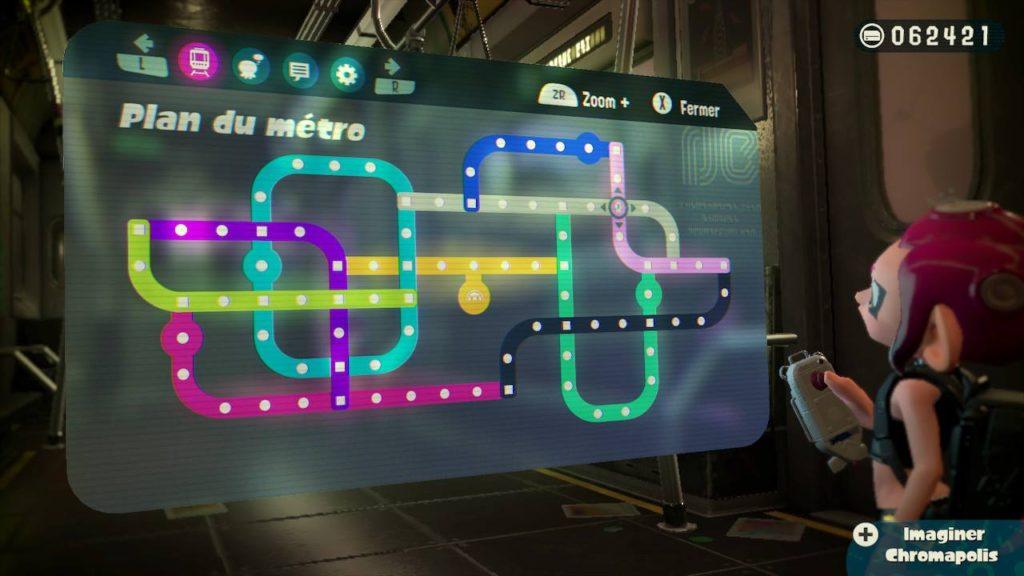 DLC Octo expansion Fille geek