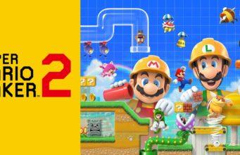 Super Mario Maker 2 Fille Geek