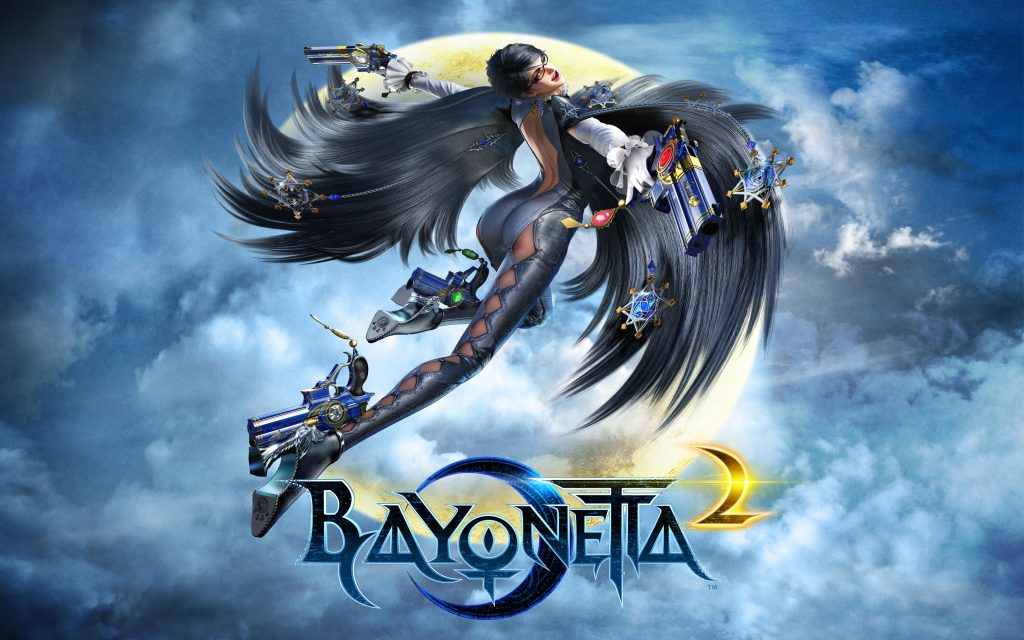 Bayonetta 2 Fille Geek