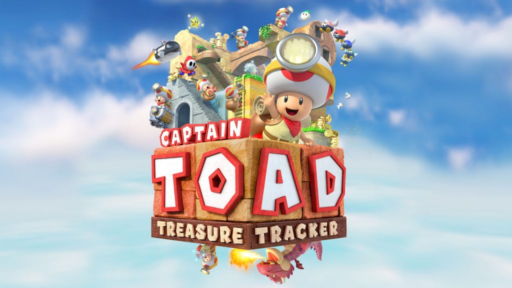Captain Toad Fille Geek