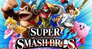 Super Smash Bros Fille Geek