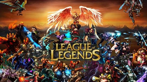 League of Legends Fille Geek