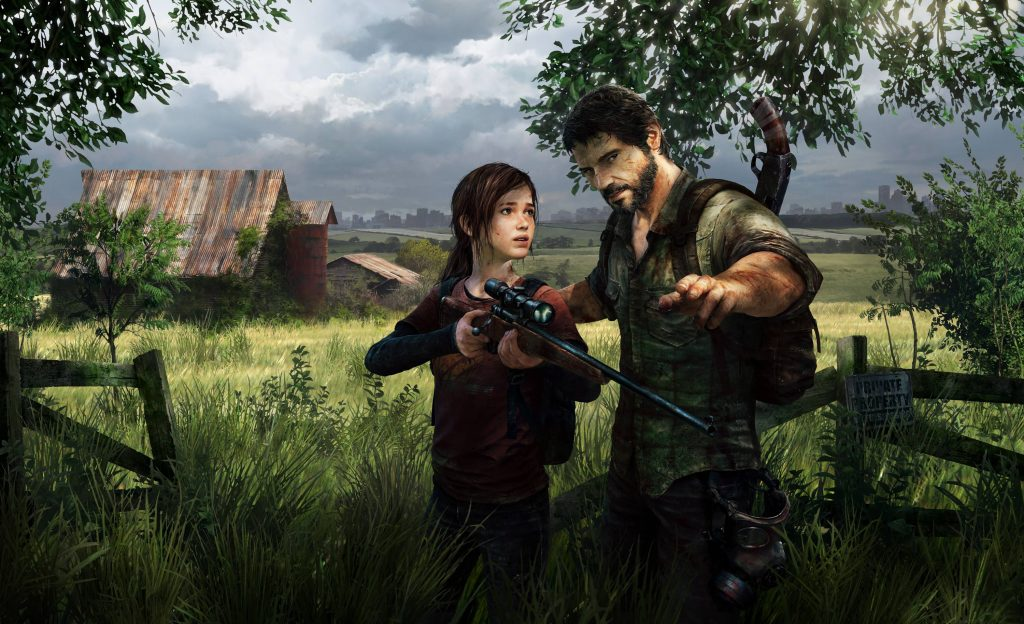 The Last of Us Fille Geek