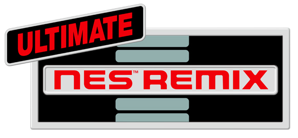 NES remix Fille Geek